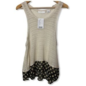 NWT Urban Outfitters Cooperative Sunflower Tank M
